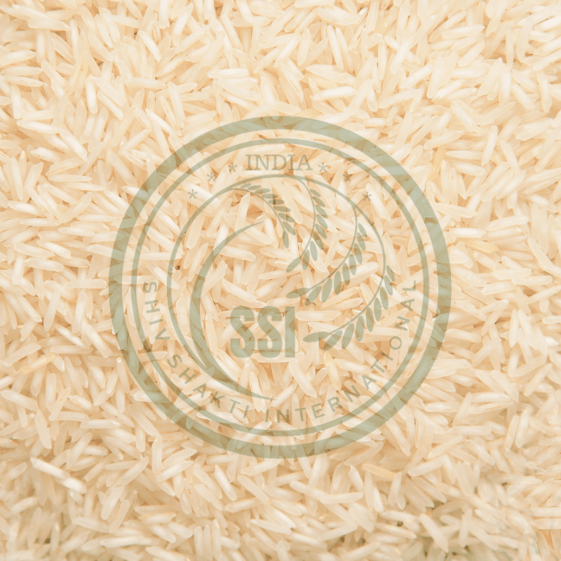 Organic 1121 Raw Basmati Rice