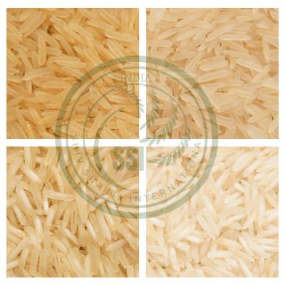 Organic 1509 Basmati Rice