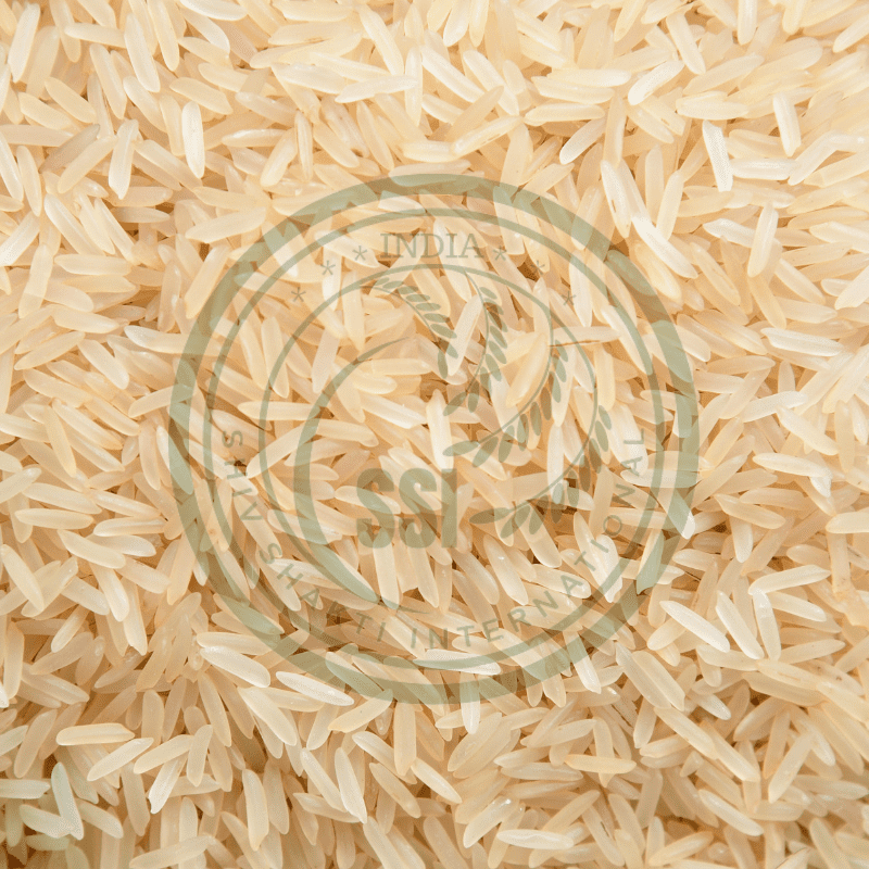 Organic Sharbati Golden Sella Basmati Rice